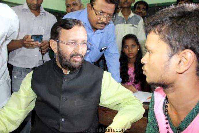 """Improving night schools and Zilla Parishad schools is our priority"" – Javadekar"