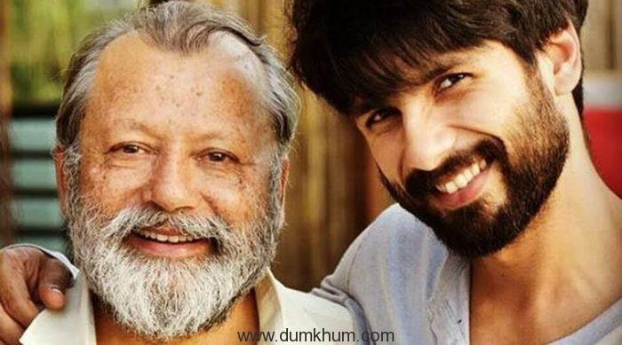 Pankaj loves both characters of Shahid Kapoor!