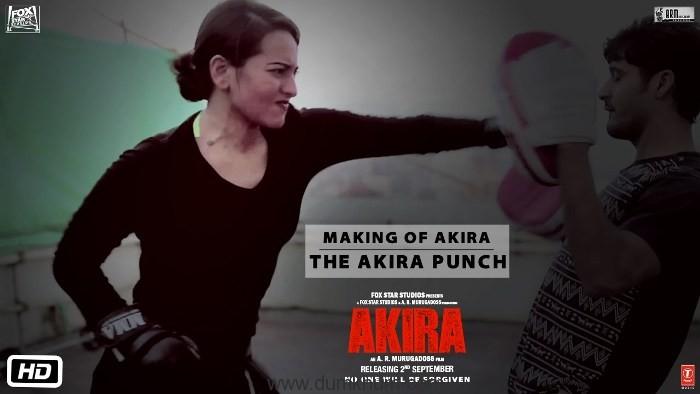 Akira behind the scene making video