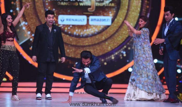 Anil Kapoor's Happy Dance-