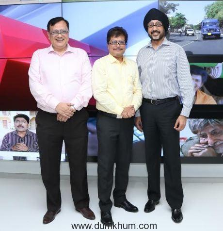 Anooj Kapoor – Sr EVP and Business Head, Asit Kumarr Modi – Managing Dir..