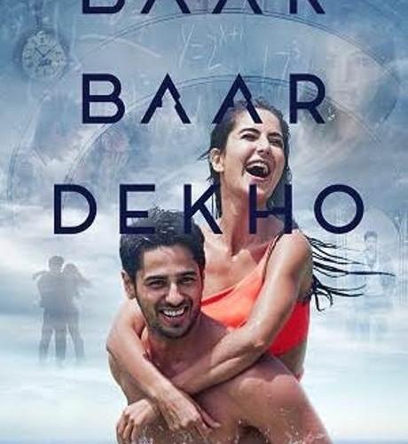 Baar Baar Dekho trailer crosses 8 million views in 4 days!