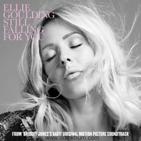 ELLIE GOULDING SHARES NEW SINGLE 'STILL FALLING FOR YOU'
