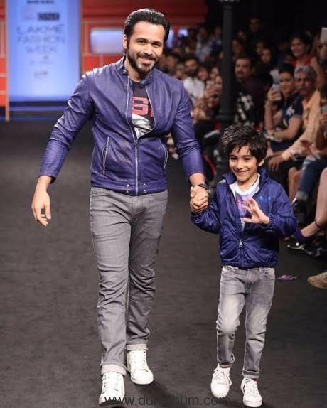 Emraan Hashmi's son Ayaan turns showstopper for Hamleys