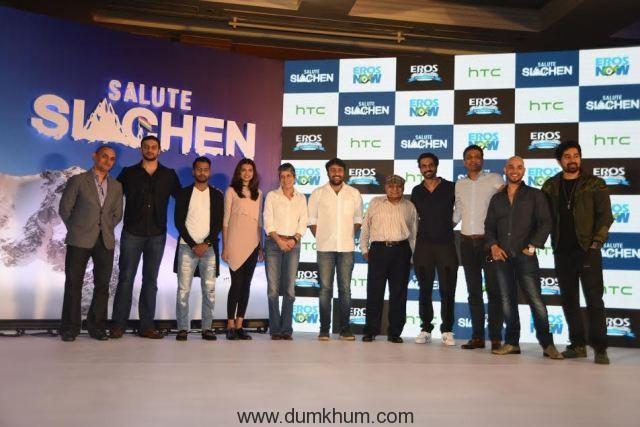 Faisal Siddiqui (President, South ... s Head, ErosNow) Hasan & Rannvijay