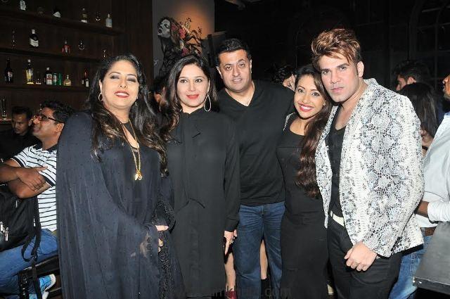 Geeta Kapoor with Niki A ... ajeev Khinchi