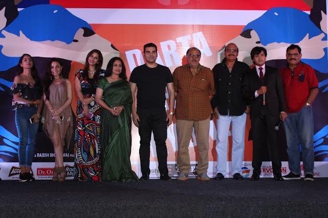 Krita, Urvana, Sonika Chopra, Navni Parihar, Arbaaz Khan, Alok Nath, Avtar Gill, Rajesh Bhardwaj and Mushtaq Khan.