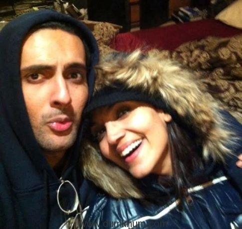 Mohib Mirza & Aamina Sheikh