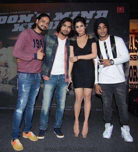 Navin Jathan, Ranbir Singh, Chetna Pande & rapper Kuwar Virk