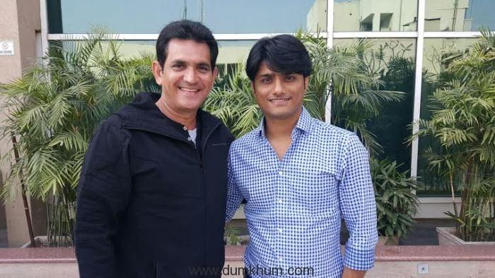 Omung and Sandeep Singh