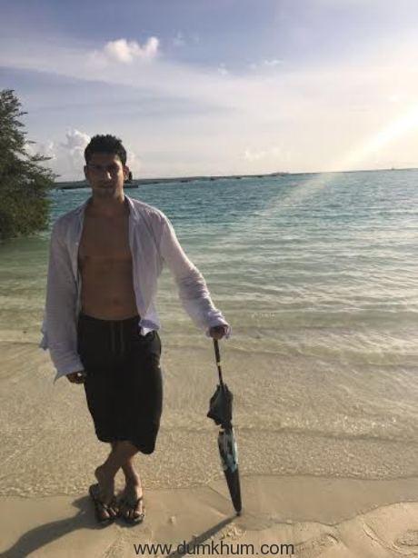 Prateik Babbar roped in as goodwill brand ambassador by Maldives tourism!