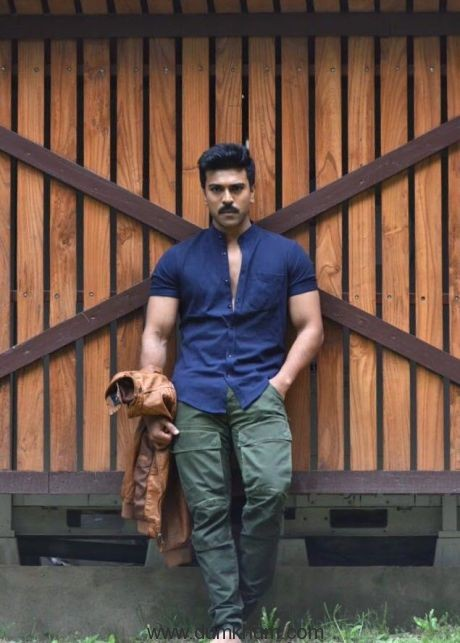 Ram Charan encourages fans to celebrate Independence Day by doing good deeds!