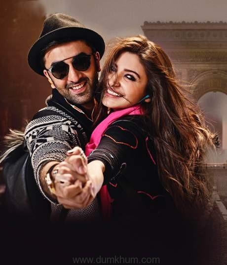 Ranbir and Anushka, who play Aayan and Alizeh,