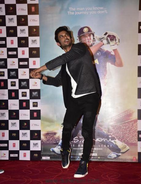 Sushant Singh-