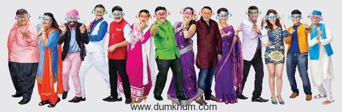 Sony SAB's longest running show Taarak Mehta Ka Ooltah Chashmah crosses 2000 episodes!