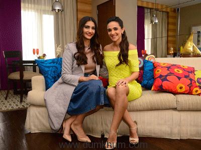 Tara and Sonam