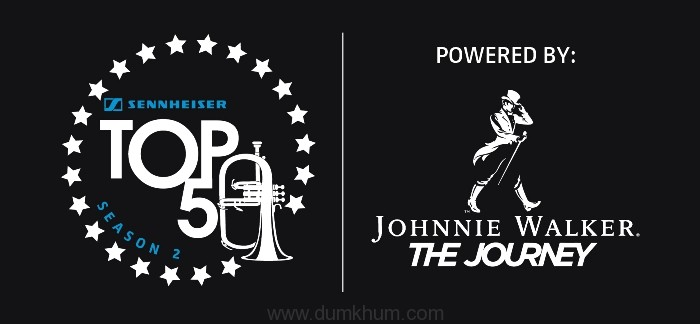 Sennheiser partners with Johnnie Walker The Journey to take Sennheiser Top 50 to newer heights!