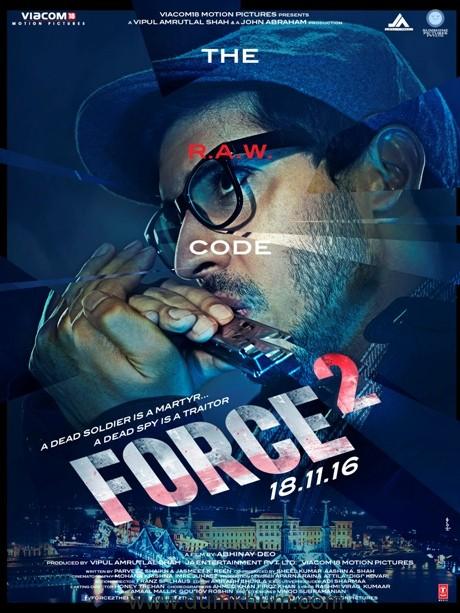 Force 2 unveils baddie Tahir's look!