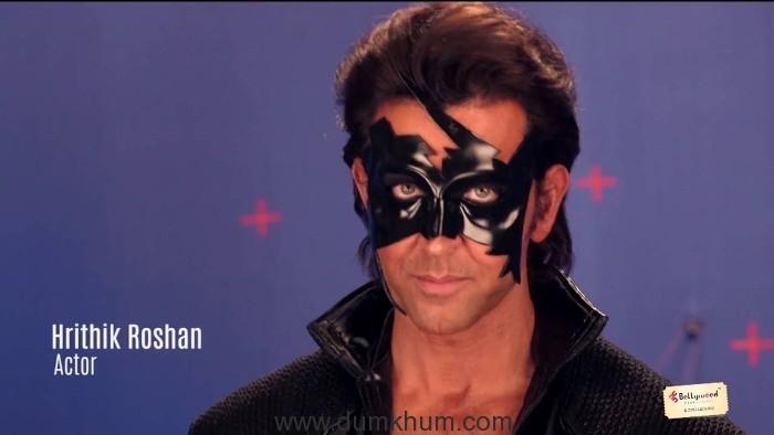 Hrithik Roshan as 'Krrish' is all set to take off at Bollywood Parks™ Dubai