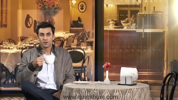 Ranbir Kapoor shoots for 'Addicted to Love'