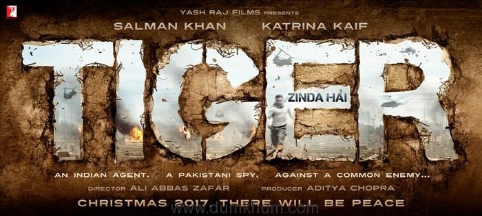YRF announces Salman Khan in Tiger Zinda Hai