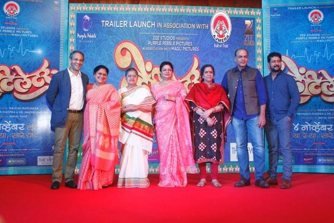 Priyanka Chopra, Ashutosh Gowariker and Rajesh Mapuskar Team Up for Ventilator