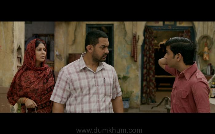 Aamir Khan's Dangal trailer crosses 25 million views!
