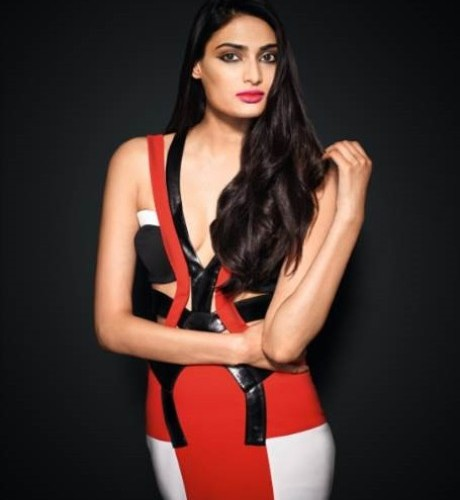 Athiya Shetty stuns with her avant garde looks for Maybelline New York