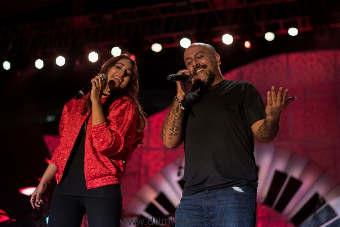 Sonakshi Sinha's concert performance dream comes true at Hungama Bollywood Music Project