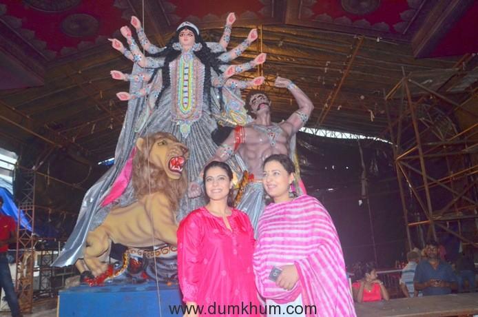 North Bombay Sarbojanik Durga puja samiti 2016  Spearheaded by Bappa lahiri and Sharbani Mukherje