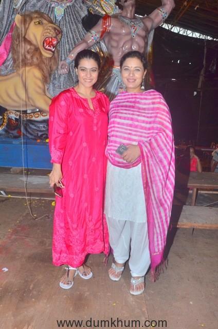 kajol-with-sharbani-mukherji