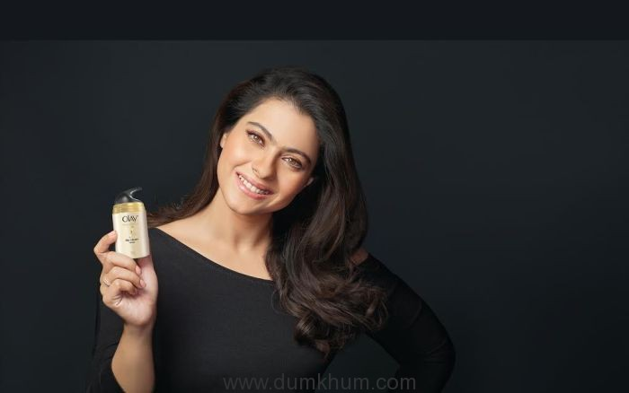 KAJOL MAKES A GORGEOUS COMEBACK WITH NEW OLAY TOTAL EFFECTS TVC