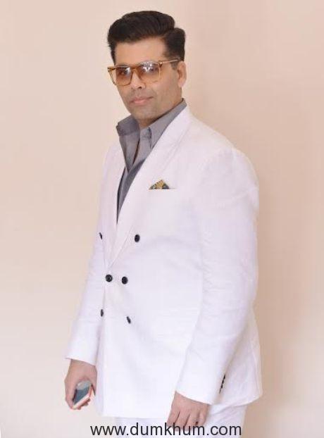 It's me, my face, I am botoxed, Says Karan Johar!