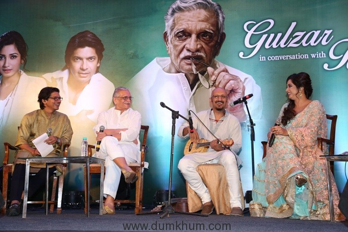 l-r-shaan-gulzar-shantanu-moitra-and-shreya-ghoshal-performing-the-compositions-from-the-newly-launched-album-gulzar-in-conversation-with-tagore-by-saregama-india-ltd
