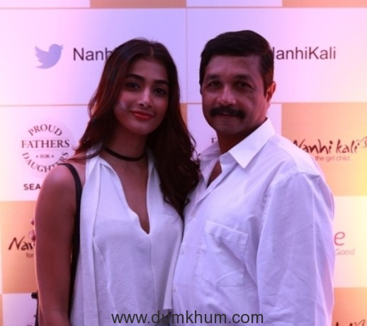 pooja-hegde_with_father