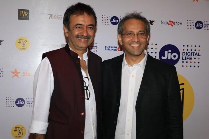 Rajkumar Hirani graces the World Premiere of 'Ventilator' at JIO MAMI 18th Mumbai Film Festival!