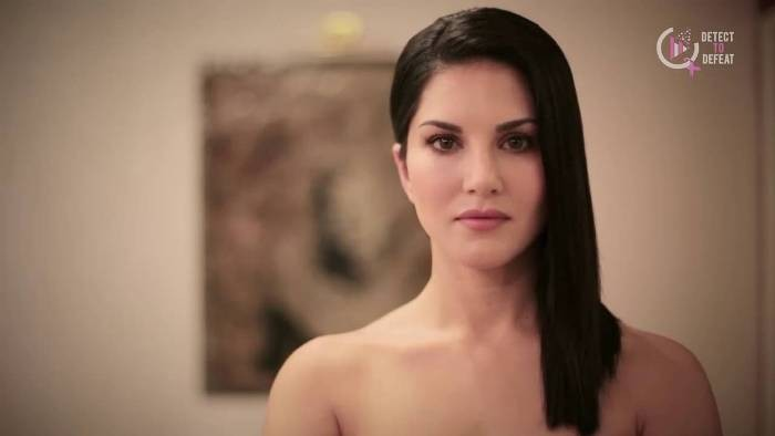 Sunny Leone sends out a message on Breast Cancer