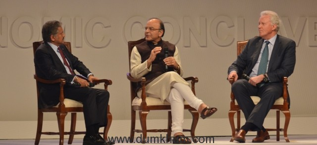 a-fireside-chat-between-arun-jaitley-minister-of-finance-jeff-immelt-chairman-ceo-ge-and-anand-mahindra-chairman-mahindra-group-at-the-india-economic-conclave-in-delhi-on-18th-nov2016