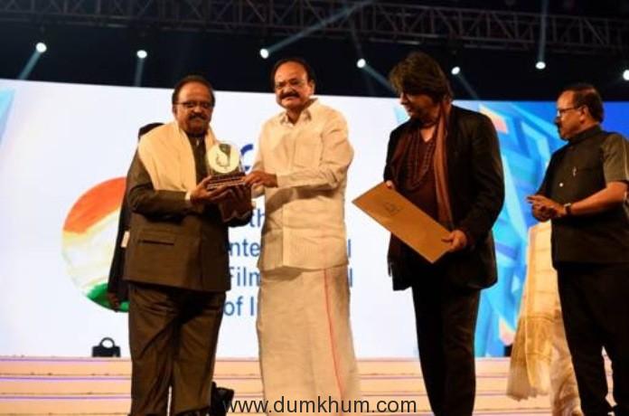 47th International Film Festival of India's inauguration at Goa
