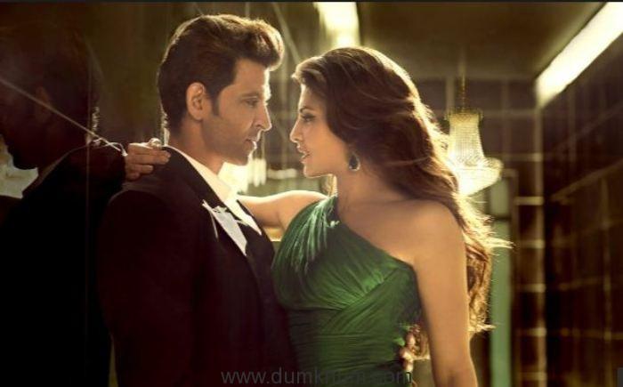 Hrithik and Jacqueline bond over dance