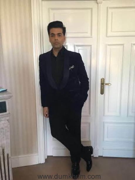 KJo's golden gift for BFF Manish
