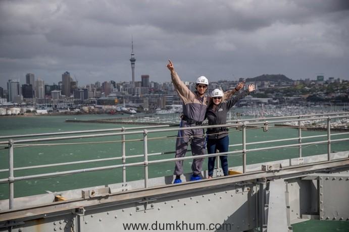 sidharth-malhotras-adrenaline-pumping-auckland-bridge-climb-2