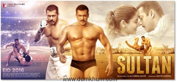 Yash Raj Films' Sultan To Be Screened At IFFI Goa 2016