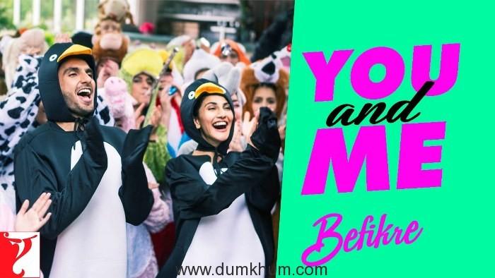 #Befikre Ranveer & Vaani Launch You and Me