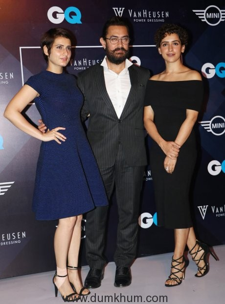 Aamir Khan to attend Koffee with Karan with his Dangal daughters!