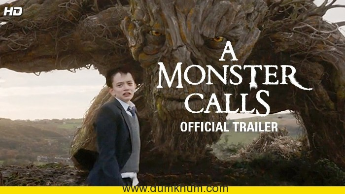 Liam Neeson movie A Monster Calls Trailer out now!