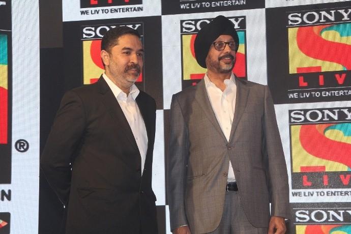SonyLIV Refreshed Brand Identity Launch Party