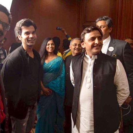 Rajkumar Rao meets Uttar Pradesh CM