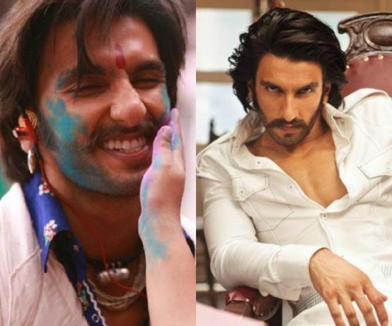 Ranveer Singh- a bundle of joy and energy