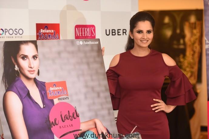 sania-mirza-brand-ambassador-of-the-label-bazaar-at-the-label-bazaar-press-conference